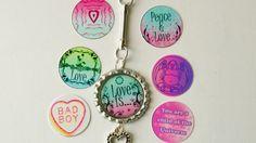 Create a Love Charm Key Chain - DIY Style - Guidecentral