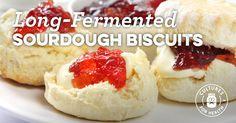 http://www.culturesforhealth.com/learn/recipe/sourdough-recipes/long-fermented-sourdough-biscuits/