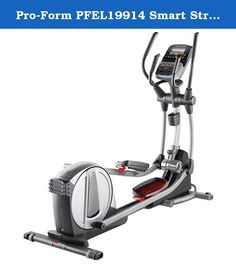 Pro-Form PFEL19914 Smart Strider 935 iFit Enabled Elliptical with Touchscreen Display 24 Resistance Levels 30 Workout Apps iPod Music Port CoolAire Workout Fan Transport Wheels and SpaceSaver. Pro-Form39sSmart Strider 935 elliptical isn39t called the Smart Strider for nothing This elliptical was designed with a smart features that include it being iFit enabled having a variety of 30workout apps and having 24 resistance levels having an iPo.