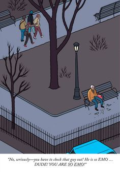 The New Yorker / Chris Ware