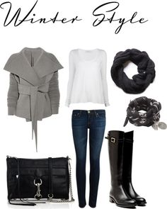 """""""#Winter #Styling #2013"""" by marielle80 on Polyvore"""