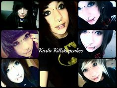 Welcome a new member to our family, Karla Killskupcakes! <3