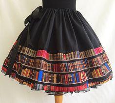 Literature Skirt, Ge