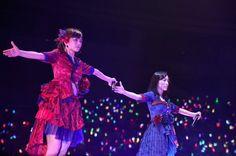 """This just too damn cool :"""") #Jurina #SKE48 #MiyzawaSae"""