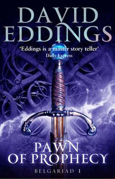 Pawn of Prophecy - The Belgariad 1 (Paperback) - £7.99