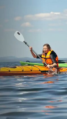 The wet exit method is used in a situation when there is a tip over of your kayak. Recreational Kayak, Kayaking, Make It Simple, Easy, Kayaks