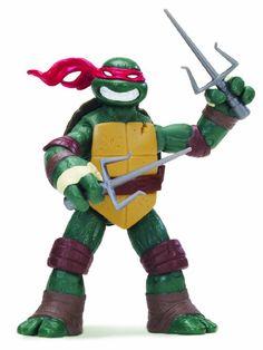 Amazon.com: Teenage Mutant Ninja Turtles Raphael: Toys & Games $8.94