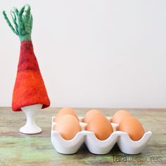 An egg warmer ... Just for fun!