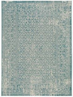 Teppich Antique Türkis 140x200 cm