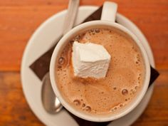 Drink your chocolate, courtesy of pastry whiz Mindy Segal