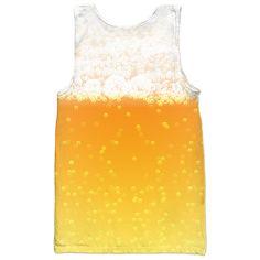 Beer Top Tank, funny shirt, Beer T Shirt, beer t-shirt, funny t shirt, beer texture, beer print. Types Of Beer: Brown Ale, Pale Ale, India Pale Ale (IPA), Porter, Stout, Belgian Style Beer, Wheat Beer, Czech or Bohemian Pilsner, Pilsen, Lager.
