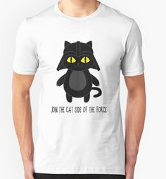 Cat Vader - Star Wars - Darth Vader - Science fiction - Scifi - Space - Funny - #Tshirt