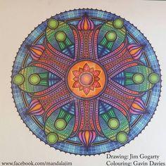Collaboration with Gavin Davies by Mandala-Jim.deviantart.com on @DeviantArt