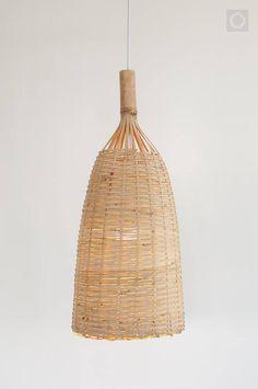 etsy Bamboo Pendant Light, Rustic Pendant Lighting, Basket Lighting, Ceiling Lights, Unique Jewelry, Handmade Gifts, Vintage, Etsy, Home Decor