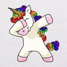 Resultado de imagen para unicornio cool