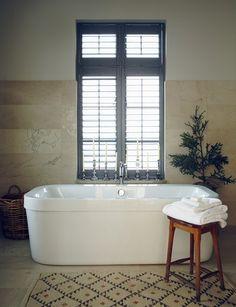 tendances et design salle de bain  -  maison & Demeure