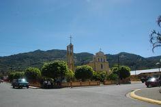 Santa María de Dota, zona de Los Santos, Costa Rica.
