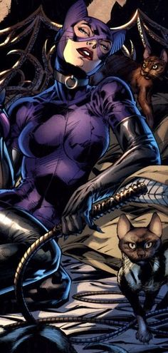 •°°• ● Catwoman ● •°°•                                                       …