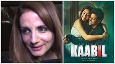 OMG! Suzzanne calls 'Kaabil' best film ever!!