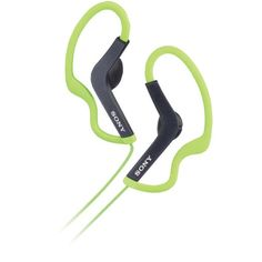 Sony MDR-AS200/GRN Active Sports Headphones, Green