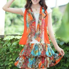 Simple Korean Style Slim Two Pieces Set Women Dress : Tbdress.com