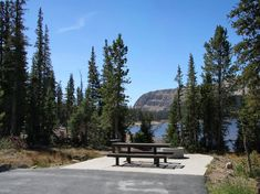 Washington Lake Campground is located just off the Mirror Lake Scenic Byway on the shores of Washington Lake at an elevation of 10,000 feet. The byway cuts through the Uinta Mountains, which are known for their abundant recreational opportunities and scenic beauty.