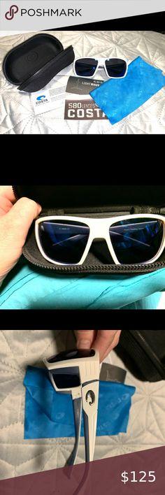 Sunglasses Costa Del Mar INLET IT 48 OGGLP POMEGRANATE FADE GRAY 580Glass