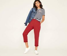 Oasis CHINO TROUSERS