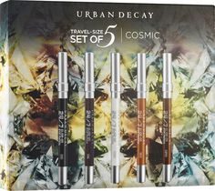 Urban Decay Cosmic 24/7 Travel Eyeliner Set Cosmic Travel Set ($29.00) (Limited Edition) Whether you're packing light or looking for the perfect gift, Cosm
