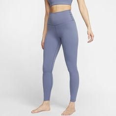 oga outfit comfy+yoga outfits for women fashion+Style LeYnc/STREETSTYLE / Streetstyle NY/Street Style Fashion Report/ Hotsales/Markdown/Shoes / Flo+Sport Meets Fashion Nike Leggings, Tight Leggings, Next Clothes, Clothes For Women, High Waisted Tights, Streetwear, Romper With Skirt, Trousers Women, Squats