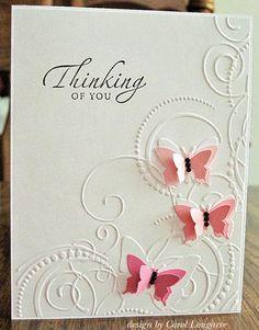 Our Little Inspirations: Butterflies, Butterflies....