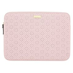 "kate spade new york Perforated Sleeve for 13"" Apple MacBook/13"" Laptop - Rose"