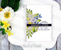 Let the Bliss Begin - New SSS Card Kit | Houses Built of Cards | Bloglovin'
