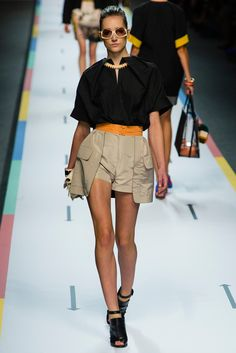 Fendi - Spring 2013 Ready-to-Wear - Look 39 of 50