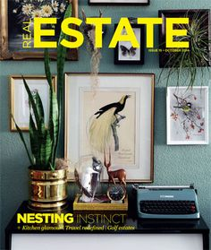 In our October issue, we celebrate summer with glamorous kitchens, redefined travels and the luxury of Golfing estates. Golf Estate, Real Estate, Love Your Home, October 2014, Kitchens, Magazine, Luxury, Summer, Summer Time