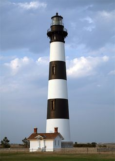 Bodie Island Lighthouse - Outer Banks, NC