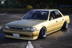 Toyota GX81 Cresta // Kyoto Takao Kyusha Meeting