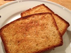 english muffin bread (using Cook's Country recipe) ~ this link will not keep asking you for a password like CC site does.