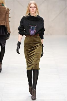 Burberry Fall 2012 Ready-to-Wear Collection Photos - Vogue