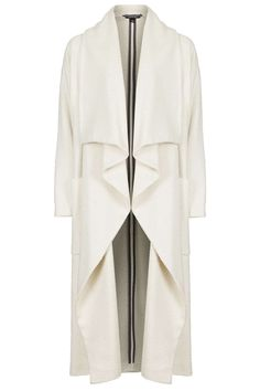 Textured Wool Blanket Coat - Sale - Sale & Offers - Topshop