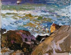 untitled (2039) by Joaquin Sorolla Y Bastida (1863-1923, Spain)