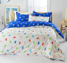 New Bedding Set 4 Pieces High Quality Sanding Bedding Cover Home Wedding Decoration