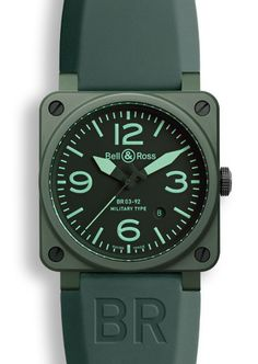E-boutique - BR 03-92 MILITARY CERAMIC - Bell & Ross Official Site
