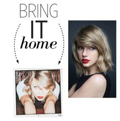 """""""Bring It Home: Taylor Swift 2016 Calendar"""" by polyvore-editorial ❤ liked on Polyvore featuring interior, interiors, interior design, home, home decor, interior decorating and bringithome"""