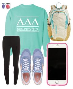 """""""School outfit"""" by jadenriley21 on Polyvore featuring Patagonia, Splendid and Lilly Pulitzer"""