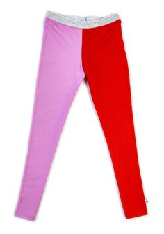 Designer Girls Clothes - Alfie Girls Leggings - Add a pop of colour to your little girls outfit this summer with these divine soft pink and melon leggings by Alfie!  Made from super soft cotton, they are guaranteed to become a wardrobe staple that she'll never want to take off!  #designerkidsclothes #designergirlsclothing #alfie #girlsleggings #littlebooteek