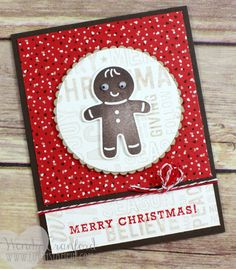 FREE card kits for September 2016 using products from the new 2016 Stampin 'UP! Holiday catalog. wendy Cranford www.luvinstampin.com