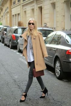 Camel coat styling tips and how to wear it