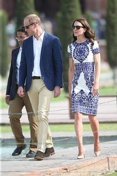 Prince William and Kate reveal what their Taj Mahal visit meant to them - Photo 6