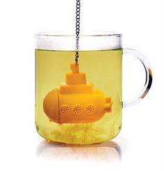 submarine tea strainer